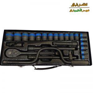 جعبه بکس 24 پارچه RJW tools