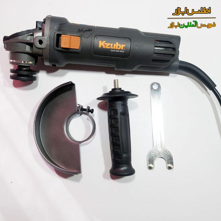 مینی فرز دیمردار زوبر مدل KAG125D-850S
